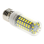 E26/E27 15 W 69 SMD 5730 1500 LM Natural White Corn Bulbs AC 220-240 V