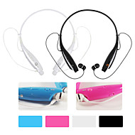 שליטה על עוצמת קול HBS-730 אוזניות Bluetooth 4.0 earhook רעש-ביטול סטריאו אלחוטיות לטלפון נייד