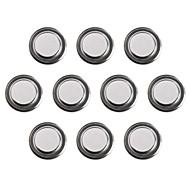 Кулей AG6 / lr920 / 371 / sr920sw 1,55 кнопка щелочной батарейки (10 шт)