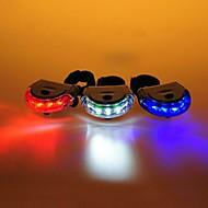 Sykkellykter / Baklys til sykkel LED Sykling alarm / bakgrunnsbelysning / Enkel å bære AAA Lumens Batteri Sykling-FJQXZ®