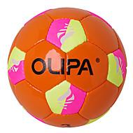 Olipa 3 # d'orange jeu pu et la formation de football norme