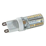 G9 2 W 54 SMD 3014 160-180 LM Warm White Corn Bulbs AC 220-240 V
