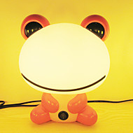 20W Frog Cute Cartoon Small Table Lamp 220V (Assorted Colors)