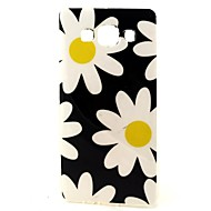 Flower Pattern TPU Soft Case for Samsung Galaxy A5/A5000