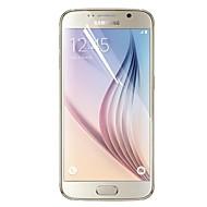 Näytönsuojat - Samsung Samsung Galaxy S6 - Teräväpiirto/Naarmunkestävä/Läpinäkyvä/Ultraohut/Pölynkestävä