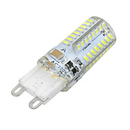 G9 3W 64 SMD 3014 300-400 lm Warm White / Cool White T LED Corn Lights AC 220-240 V