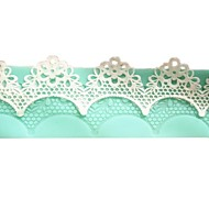 Flower Instant Lace Mold Cake Mold Silicone Baking Tools Kitchen Accessories Decorations For Cakes Fondant