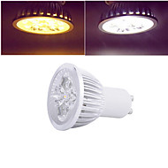 Spot Blanc Chaud / Blanc Froid ding yao 1 pièce GU10 12 W 4 LED Haute Puissance 96 LM AC 85-265 V
