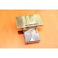 Creative briquets de roue métallique diamant de meulage or argent