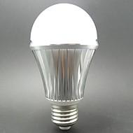 A60 E27 7W LED 14X5730SMD 580LM 6000K Microwave Radar Motion Sensor Automatic Swicth Light Bulb(AC85-265V)