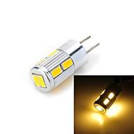 Marsing G4 5W 380lm 6500K/3000K 10-SMD LED Cool/Warm White Light Spot Bulb (12V)