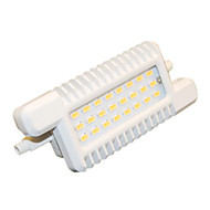 1 kpl H+LUX™ R7S 10.0 W 24 SMD 5630 800 LM Kylmä valkoinen R Koristeltu Valonheittimet AC 220-240 V