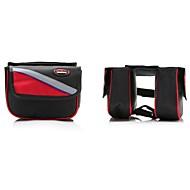 Basecamp® Fahrradtasche 5LFahrradrahmentasche Wasserdicht / Regendicht / Staubdicht / tragbar / Multifunktions Tasche für das Rad600D