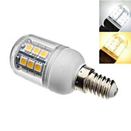 Ampoules Maïs LED Blanc Chaud / Blanc Froid DING YAO 1 pièce T E14 5W 27 SMD 5050 648 LM AC 100-240 V