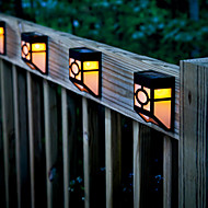 Retro Solar LED Wall Light Garden Lights