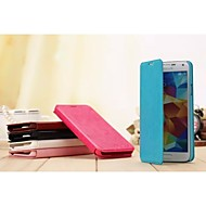 Special Design Solid Color PU Leather Full Body Case for Samsung Galaxy S5 I9600