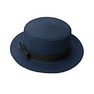 Femei Informal Vara Paie Pălărie paie