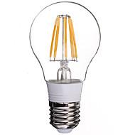 Lampes LED à Filament Jaune 1 pièce E26/E27 8 W 8 COB 800 LM AC 85-265 V