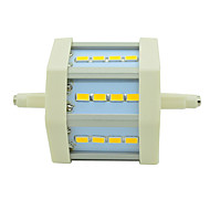 R7S 5W 12 LED 450lm 2800-6500K  78mm 5730 SMD Warm White and Cold White Bulb Lamps Floodlight Spotlight AC 85-265V