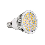 1 stk. E14 8 W 48 SMD 2835 720 LM Varm hvid/Kold hvid Spotlys AC 85-265 V