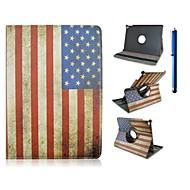 9.7 calowy Flaga obrót o 360 stopni w sprawie wzoru stoiska i długopis dla iPada powietrza 2 / iPad 6