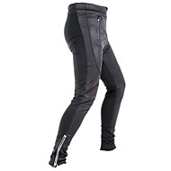 JAGGAD Cycling Bottoms / Tights / Pants Men's Bike Breathable / Quick Dry / 3D Pad / Reflective Strips / Thermal / Warm NylonClassic /