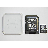 originele kingston digitale 32 gb klasse 10 micro sd sdhc en de geheugenkaart en de adapter doos geheugenkaart