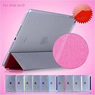 For Apple Ipad Air Ipad5 Magnetic Smart Cover with Retina Display Portable Case 9 kinds Color