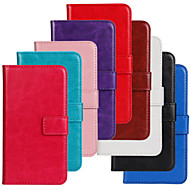 Na Etui Nokii Portfel / Etui na karty / Z podpórką Kılıf Futerał Kılıf Jeden kolor Twarde Skóra PU Nokia Nokia Lumia 520