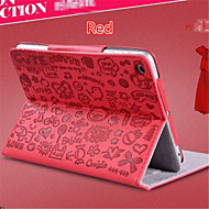 Cute Pretty Magical Girls Graphic Novelty PU Leather Smart Cover for iPad Air (Assorted Colors)