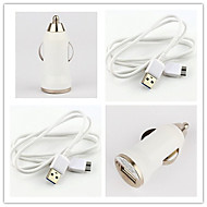 EU Plug Micro USB ABS Car Charger For Samsung NOTE3/4 and S5