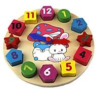 Baby legetøj geometri kognitiv ur