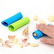 Creative Magic Silicone Garlic Peeling Machine(Random Color)