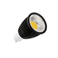 9W GU10 LED-spotlampen MR16 1 COB 750-800 lm Warm wit / Koel wit AC 100-240 V 1 stuks