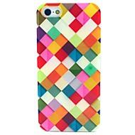 boîte de couleur modèle TPU étui souple pour iPhone 5 / 5s