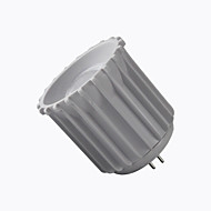 8A Lighting MR16(GU5.3) plastic material 3W 270LM 2800-6500K Warm White/Cool White Led Spot Lights DC12/AC12V