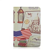 RetroStyle 360° Turnable Stars and Stripes PU Leather Full Body Cases with Stand for iPad Air