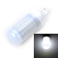 Marsing G9 12W 1000lm 6500K/3000K 69 x 5730 SMD LED Cool/Warm White Light Corn Bulb (AC 220~240V)