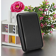 Business ID Card/Credit Card/Debit Card/Shopping Card Holder Wallet Aluminum Metal Case Box