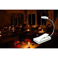 HRY® 3LEDS White Color Light USB Solar Table Light Lamp Solar Lights
