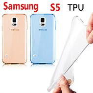 Through Color for TPU Case Samsung S5