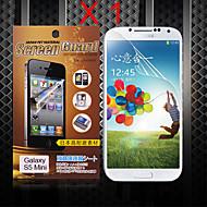 beschermende hd screen protector voor de Samsung Galaxy S5 mini (1 stuks)