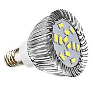 E14 7W(=Incan 60W) 12X5730SMD 700LM CRI>80 WarmWhite/White Light LED Spotlight Bulb AC110V/220V