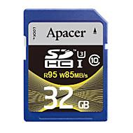 Apacer 32GB SD Kort minneskort UHS-I U3 class10