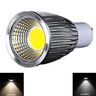9W GU10 LED-kohdevalaisimet MR16 COB 700-750 lm Lämmin valkoinen / Kylmä valkoinen Himmennettävä AC 220-240 / AC 110-130 V 1 kpl