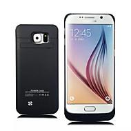 4800 mA nový externí pouzdro ochranný baterie pro Samsung Galaxy S6 (různé barvy)