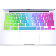 "Coosbo® Colorful Silicone Keyboard Protection Cover Skin for 11"",12"",13"",15"",17"" Mac Macbook Air Pro Retina"
