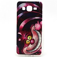 Dude Pattern Soft TPU Case for Galaxy Grand Prime G530 G530H