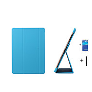PU Leather Stand Case Cover For Samsung Galaxy Tab S 10.5 T800 T805 + Film + Stylus