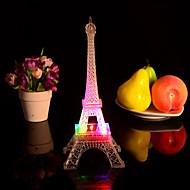 creativa torre Eiffel luz lámpara de noche para la boda regalo de cumpleaños de San Valentín
